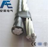 ABC 케이블의, 이중 또는 세겹 또는 4중 서비스 하락 알루미늄 고압선 (AAC AAAC ACSR)
