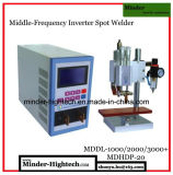 Finger Protected Parallel Spot Welding Machine