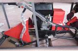 120cmの切断幅の自動推進のガソリン機関の鎌棒芝刈機