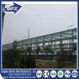 강한 가벼운 강철 구조물 조립식 가옥 창고