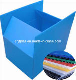 Облегченные PP Corrugated Box для Packing /Turnover Box