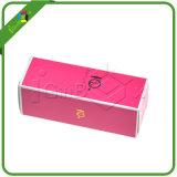 Складывая коробка косметик подарка картона нестандартной конструкции напечатанная печатание бумажная упаковывая