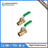 Connecteur automatique hydraulique pneumatique de bille d'éléments du transport de tube pneumatique de machine