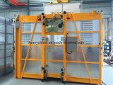 Matériel pauvre de construction d'inverseur de fréquence du chantier de construction Sc120/120 avec la porte latérale