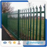 高品質の家の粉との主要な鉄の塀デザインは塗った