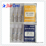 Новое Packing Dental Instrument Diamond Burs (5PCS/packing)