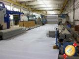 Macchinario aperto di rifinitura della tessile del costipatore di larghezza del macchinario/vapore della tessile