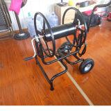 Carro de roda de mangueira de jardim de alta qualidade / Sprinkler de jardim