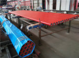 Tubo d'acciaio verniciato rosso di protezione antincendio di Sch40 Std con i certificati dell'UL FM