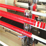 4つのシャフトの絶縁体PVC打抜き機