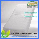 2016 nuevo diseño impermeable y cama probar colchón de prueba de colchón