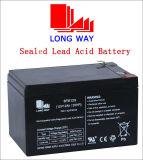 Solarbatterie der nachladbaren tiefen Schleife-12V12ah für Solargleichlauf-System