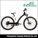 Велосипед города 26 дюймов электрический с конструкцией способа от Китая