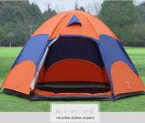 Großhandelsim freienzelte, 5-8 Personen-kampierende Zelte, Wasserbeständigkeit und Anti-UVzelte