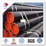 4 tubo de acero del grado B X42 X52 X60 X65 X70 ERW del horario 40 ASTM A53 API 5L de la pulgada