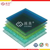 De Vervaardiging van het Polycarbonaat van Guangzhou, de Bladen van het Polycarbonaat voor Verkoop