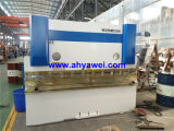 AhywアンホイYaweiの鉄の版の油圧曲がる機械