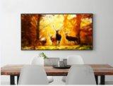 Moderner Abendessen-Raum-Wand-Dekoration-Kunst-Farbanstrich
