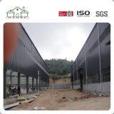 Nuevo edificio de la estructura de acero para el edificio del almacén/del taller/del planta/de oficinas