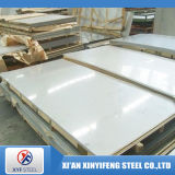 Chapa de aço inoxidável do SUS 409