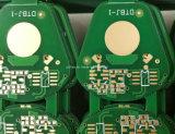 Carte de Fr4 2layer avec la carte de l'ENIG de masque de vert de Double-Côté