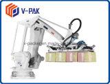 Volledige Automatische Palletizer voor de Lijn van de Verpakking (v-PAK)