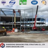 Construction élevée de structure métallique pour la construction commerciale