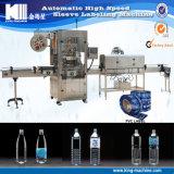 Automatisches Wasser-hauptsächlichgetränkefüllende abfüllende Verpackungsmaschine-Zeile Pflanzeninstallation beenden