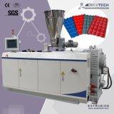 De Machine van de Uitdrijving van de Tegel van het Bamboe van pvc ASA PMMA