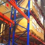 Industrielle Stahlzahnstange für die Speicherung, die Gerät einlagert