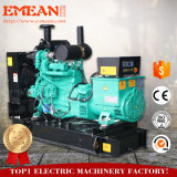 Central eléctrica Diesel do reboque do gerador 110kVA do motor de Richardo