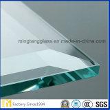 Het aangemaakte Glas van de Bovenkant van de Lijst met Aangepaste Grootte