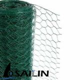 Sailin PVC 입히는 가금 철사 그물세공
