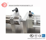 自動液体の充填機(ピストンタイプ)