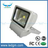 Bridgelux 칩 옥외 IP65 100W Projecteur LED 투광램프 Proiettore
