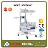 Leuchtender Wärmer-Modus des Säuglingsinkubator-Bi-4000