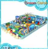 Крытое оборудование парка атракционов ягнится спортивная площадка зоны игры игрушки мягкая
