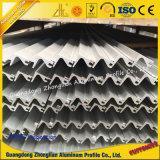 Perfil de aluminio de la maneta de la protuberancia del OEM para la cabina de cocina