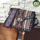 Constructeur populaire de sacs d'épaule de type de femmes de vente en gros nationale de sac à main de Chine Sy8076
