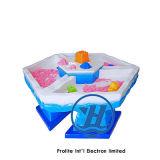 Equipo suave de interior del juego del vector de la arena del hielo de los niños para la venta (ZJ-OST03)