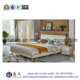 Mobília moderna do quarto da base de madeira de China (SH-019#)