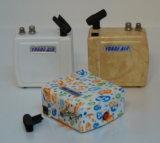HS08AC-Ska выполняют Tattoo торта хоббиа компрессора воздуха набора Airbrush Двойн-Действия силы тяжести установленный