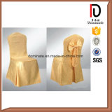 Banquete de boda poliéster Spandex Stretch Lycra Chair Cover