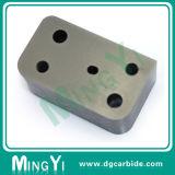 Подгонянный неподвижный штамп карбида с ISO9001
