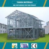 Edificios que enmarcan de acero ligeros prefabricados superventas de Lgs