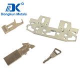Alumínio CNC peças de usinagem por Empates