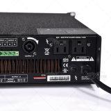 Amplificador de potência grande profissional de Digitas 2X1200W
