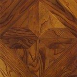 Suelo de madera sólida del entarimado de DIY para Hosehold/el anuncio publicitario/los deportes