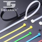 Ataduras de cables resistentes ULTRAVIOLETA coloridas del nilón del alambre