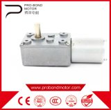 DCの電気ワームギヤ減力剤モーター